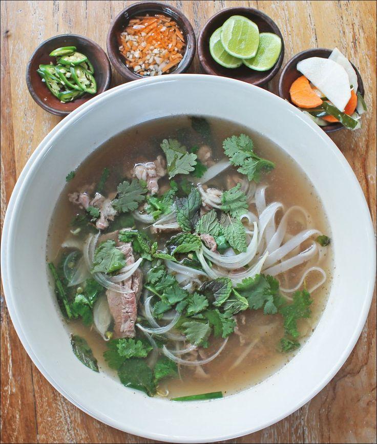 HOTEI  PHO BO Vietnamese Beef  Noodle Soup