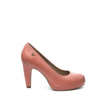 No Stress - roze pumps love these!