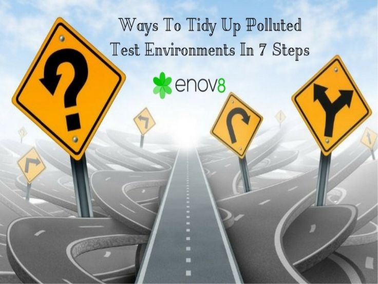 The primary step for the tidying up of Test environment is to comprehend the cause of your problem, and its reach. Keep a check on the number of Test environments that are there in your organization. The most Common cause of Test environment pollution is fused Test environments. https://goo.gl/oRvq5w