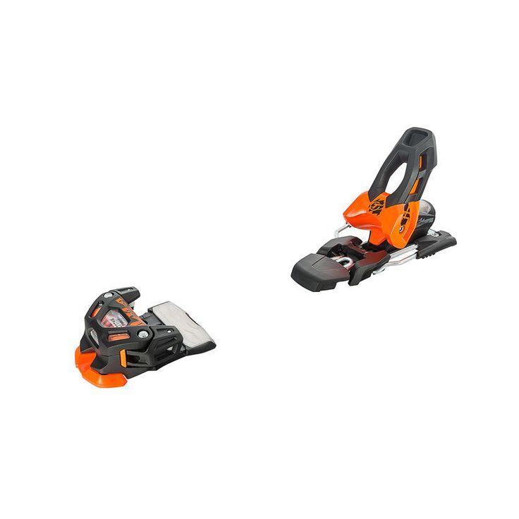Bindings 21238: Tyrolia Attack 11 Black/Orange Ski Binding New! 111827 -> BUY IT NOW ONLY: $169.99 on eBay!