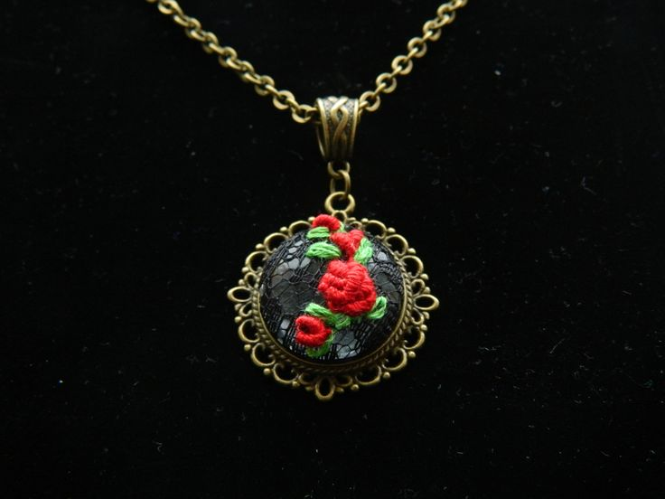 Handmade necklace. https://www.facebook.com/Fairy0Jewels