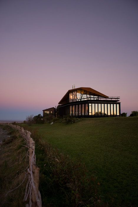 37 Best Corten Roofing Images On Pinterest Log Houses
