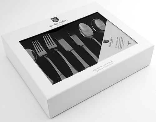 Stanley Rogers Manchester 42 piece Cutlery Set