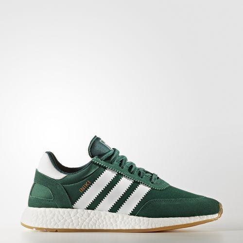 adidas Iniki Runner in Green