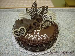 Výsledek obrázku pro čokoládové ozdoby na dorty postup