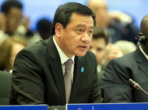Osorio Chong participa en Cumbre Contra el Extremismo Violento