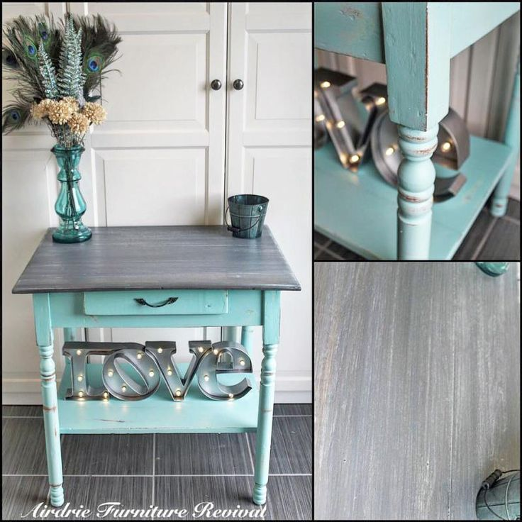 17 Best Ideas About Stained Table On Pinterest