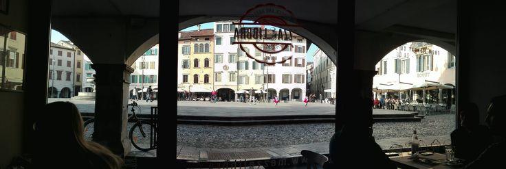 piazza San Giacomo Udine Gennaio 2017 foto Gladis