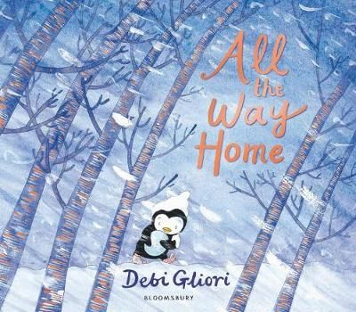 An adorable Storytime Issue 40 Book of the Month with penguins! Win All the Way Home by Debi Gliori here: http://www.storytimemagazine.com/win