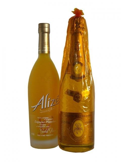 Thug Passion- Cristal + Alizé Gold
