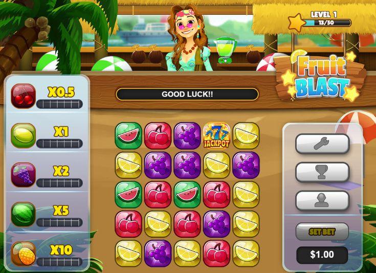 jackpot casino slots blast icon