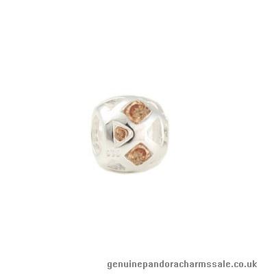 http://www.genuinepandoracharmssale.co.uk/excellent-pandora-silver-champagne-sphere-crystal-beads-charms-sales.html#  Discounts Pandora Silver Champagne Sphere Crystal Beads Charms Worldsales