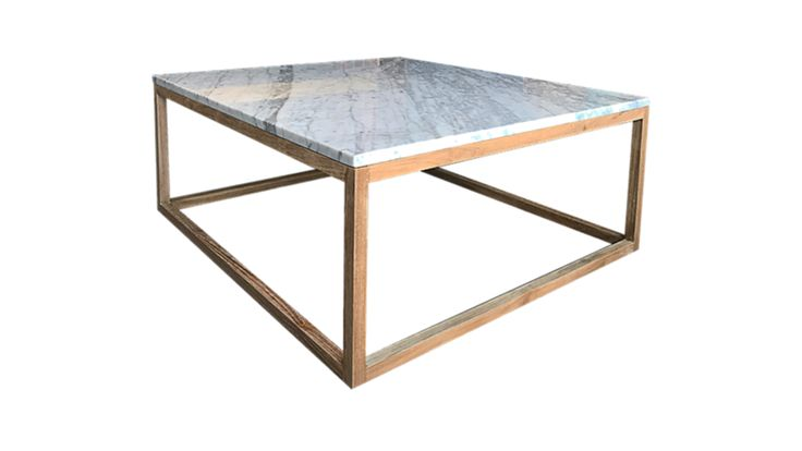 ELEGANCE coffee table (with white marble or blue pearl granite top) Made from 100% PREMIUM grade SOLID TEAK wood  and beautiful white marble or blue pearl granite  100cm X 90cm X 40cm   Price include free delivery and installation for all furniture (within Singapore only)  Minimum 2 weeks delivery lead time