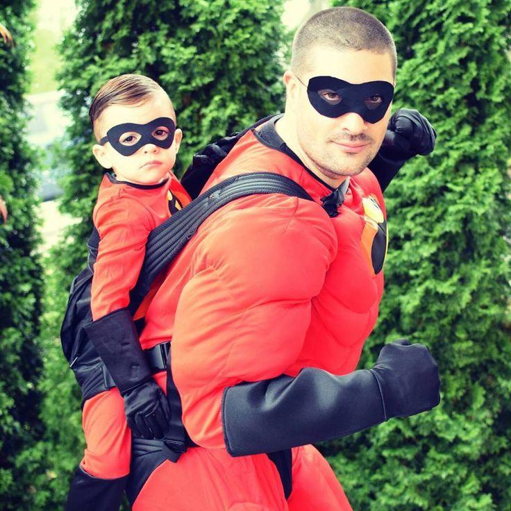 απόκριες superhero