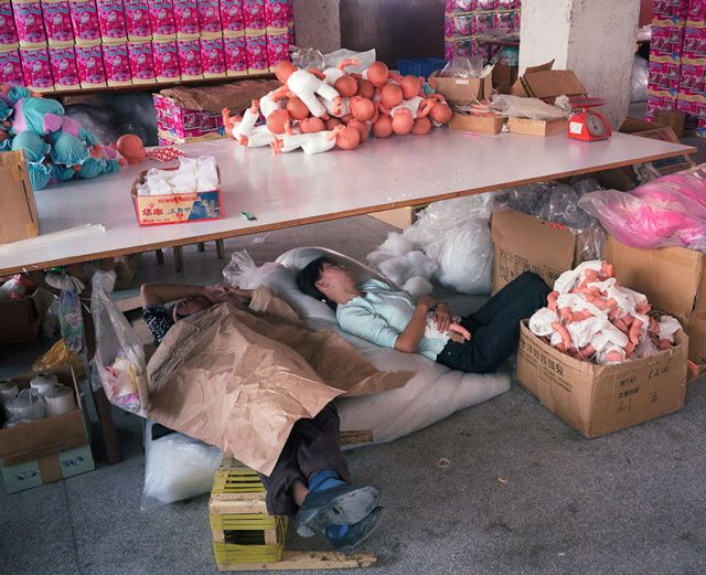 Unforgettable Photos Capture Life Inside a Toy Factory in ChinaToys Factories, Real Toys, Christmas Presents, The Real, Factories Workers, Chine Factories, Michael Wolf, Toys Stories, China