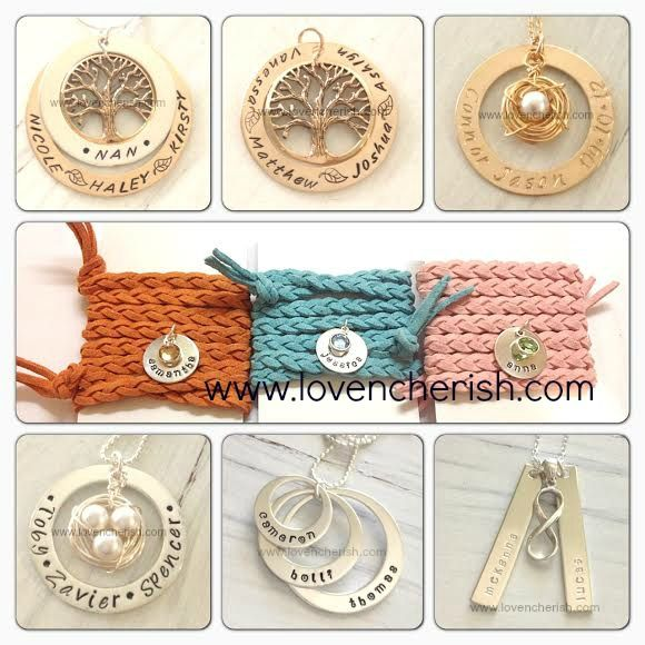 A random selection of keepsakes made in late 2013