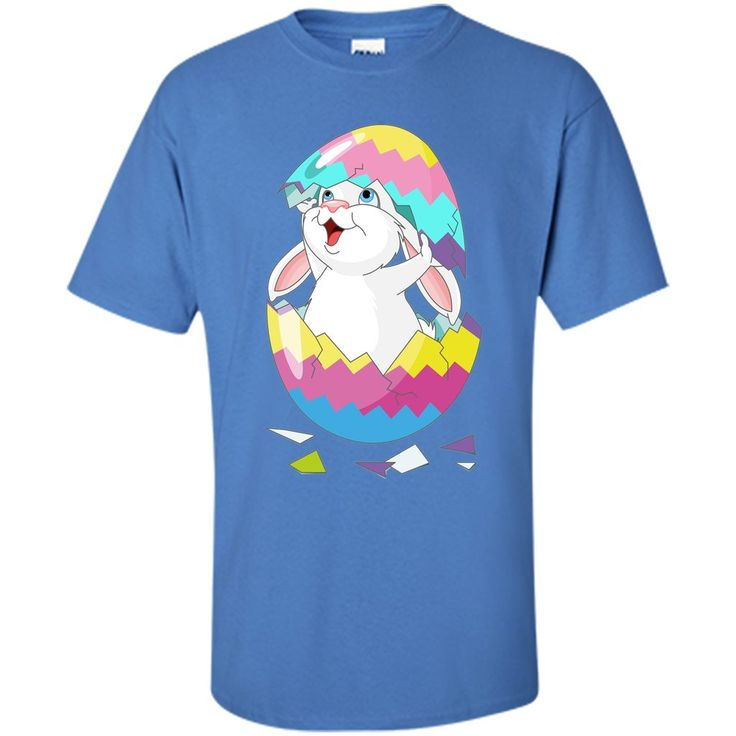Easter Bunny in Egg T-shirt, Easter Day 2017 Shirts