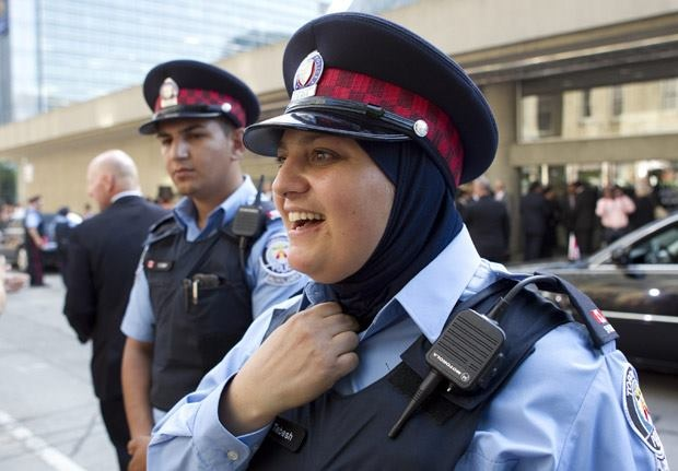 Quebec will allow its correctional officers to wear hijabs — the traditional Muslim headscarf that does not cover the face.