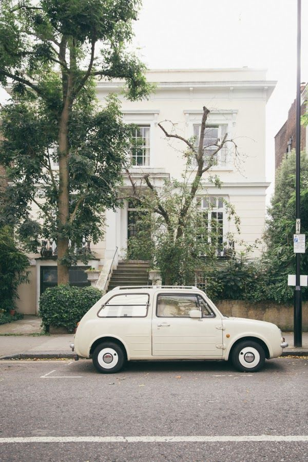 somewhere in Notting Hill -★-