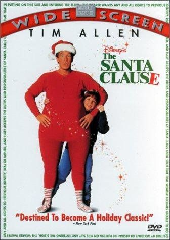 The Santa Clause Movie (1994) Poster
