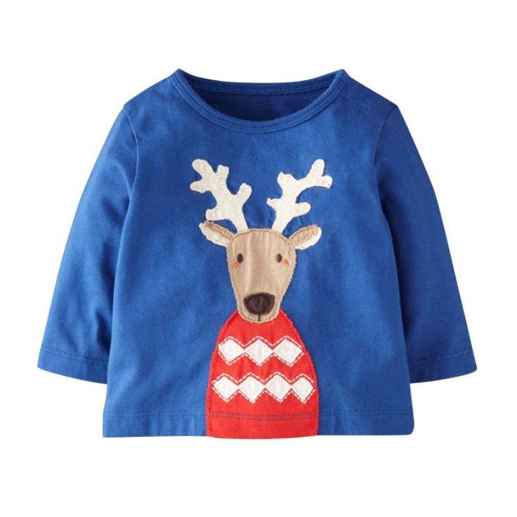 Boys T-shirt Kids Tees Baby Boy brand tshirts Children blouses Lovely design…
