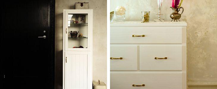 """""""白家具といえばモモナチュラル""""とイメージしてもらえるのは、パイン材で作った『..."""