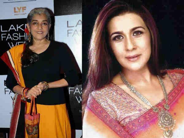 Ratna Pathak Shah Replaces Amrita Singh To Play Arjun Kapoors Mother In Mubarakan!
