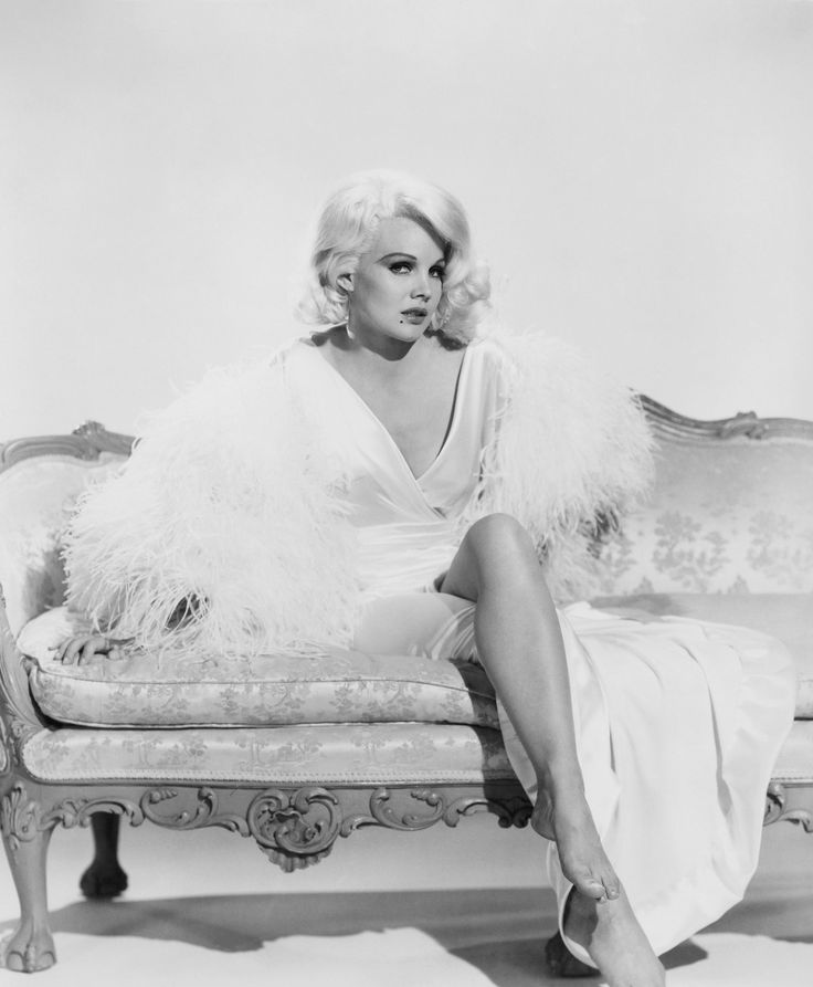 1950s/1960s  actress Carroll Baker in negligee ~ as seen at www.wikifeet.com/...