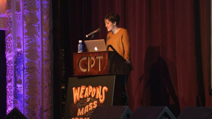WMC 5: Grace Bonney - Do the Things That Scare You | This talk was given at Weapons of Mass Creation Fest 2014 in Cleveland, OH.