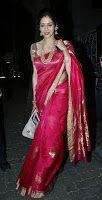 Sridevi Celebrating Karwa Chauth.