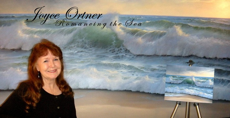 Joyce Ortner - Wonderful seascape artist | Artists I ...