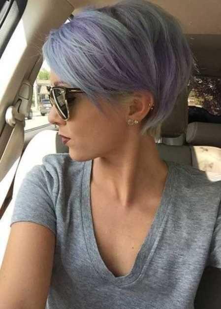 heidelberg damen kurzhaarfrisuren 2017 (Dyed Hair Styles) –  – #Kurzhaarfrisuren