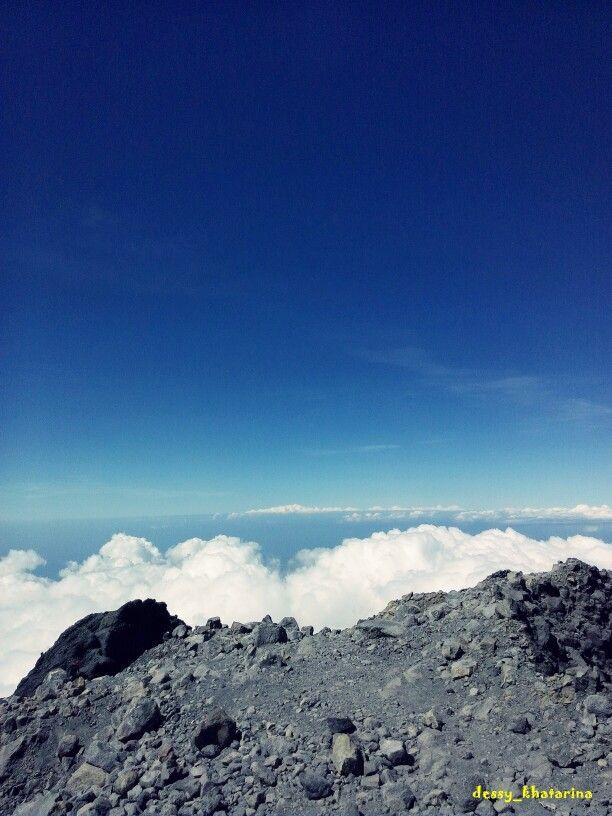 Top Of Rinjani