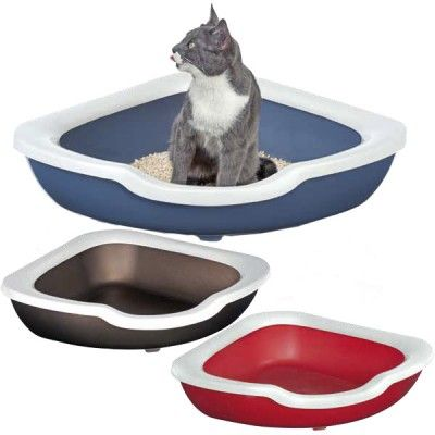 Imac FRED - угловой туалет для кошек