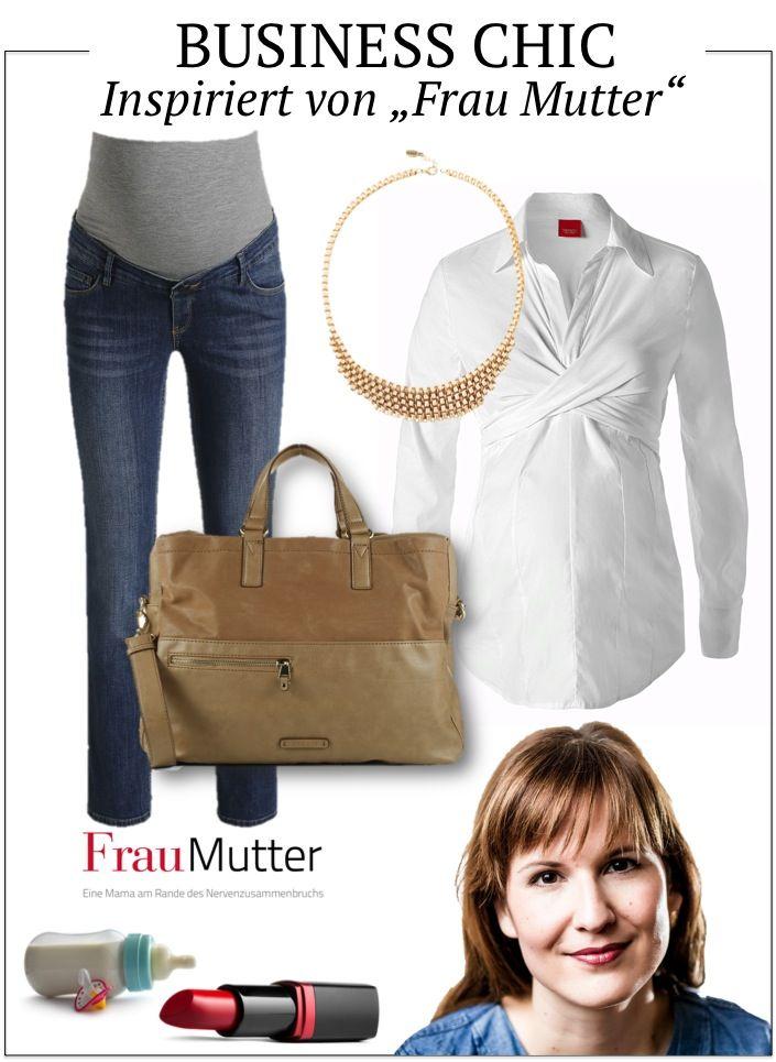 Inspiriert von Ninas Tipps für ein bürotaugliches Schwangerschafts-Outfit, habe ich mich durch die aktuelle Umstandsmode aufEsprit.de geklickt und ein Outfit zusammen gestellt,das beweist, dass seriös und bequem sich nicht ausschließen.