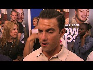 Grown Ups 2: Milo Ventimiglia New York Special Screening Interview 2 -- -- http://wtch.it/L7CzD