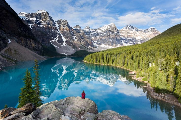 Picture of Lake Louise, Alberta, Canada