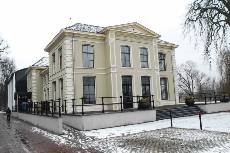 Deventer IJsselhotel - Fotograaf Moric van der Meer