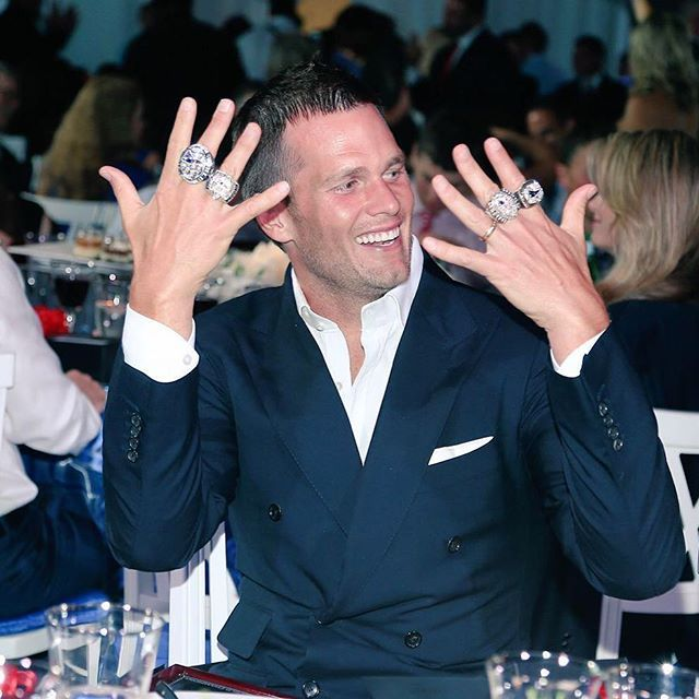 REMINDER TO HATERS: Tom Brady is still better than your quarterback. Go cry and make excuses like losers do.