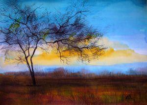 Yellow Sunset 2