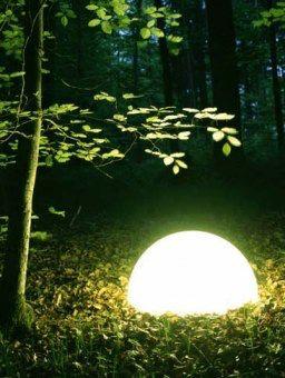 Awesome Moonlight Hemisphere van BrinkLicht