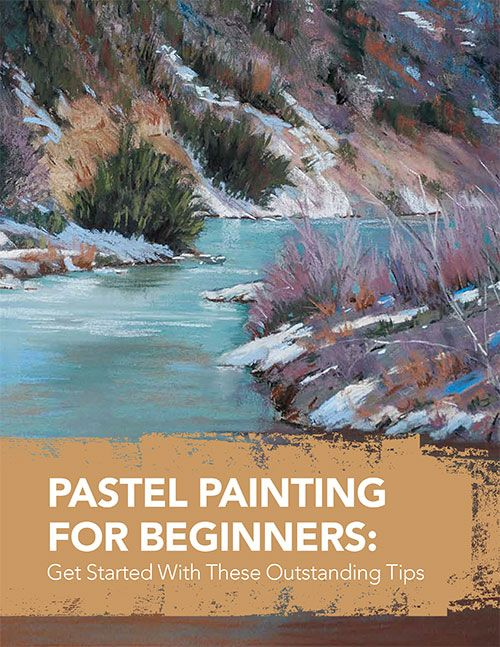 Our experts offer 10 tips about how to paint with pastels, regarding choosing pastels and surfaces, making an underpainting, and staying loose.