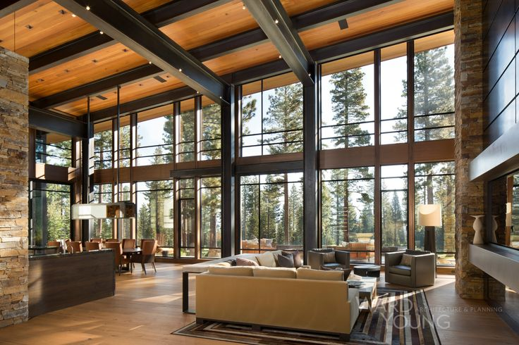 Martis Camp 196 | Projects | Ward-Young Architecture