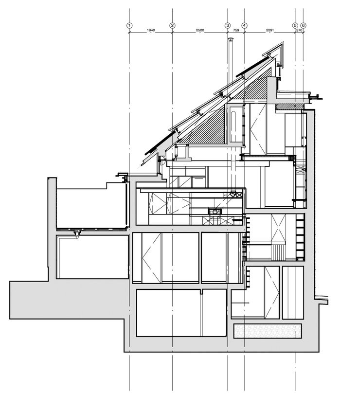 Richard Murphy Architects: Murphy House at Hart Street, Edinburgh