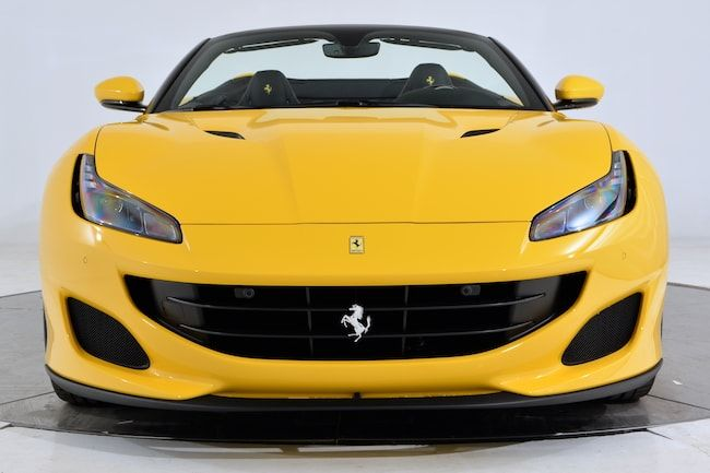 Ferrari Portofino Yellow With Images Sports Car Wallpaper Car