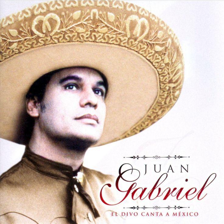Juan Gabriel - El Divo Canta a Mexico (CD)