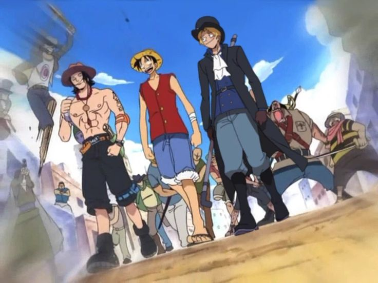I'll bet Ace returns to the series with an 11th hour superpower and helps LUffy and Sabo take down an OPed Blackbeard Team 7 style.
