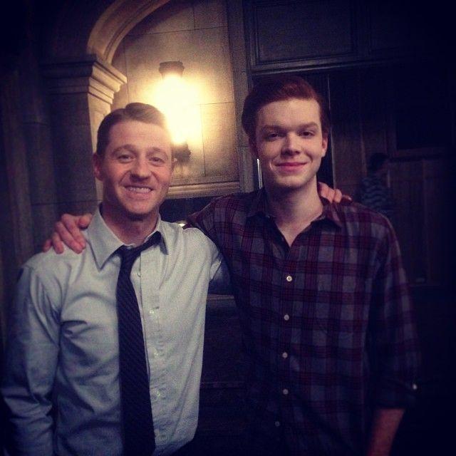 Cameron Monaghan and Ben Mckenzie | Gotham