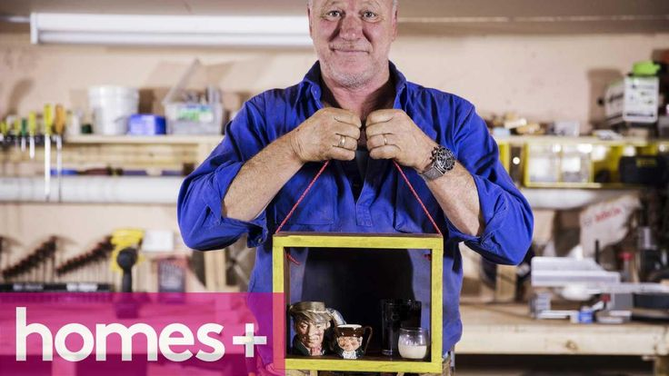 Stow away your favourite knick-knacks with Scotty Cam's easy-to-make timber trinket box.