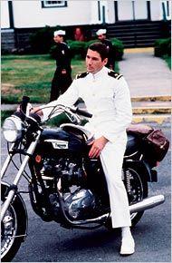 Richard Geer...An Officer and a Gentleman.  dang.